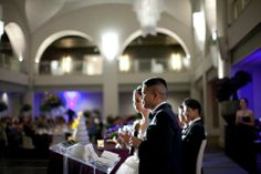 Catherine and Edward's Wedding at Arcadian Court. Photography: Phillipa C. Downtown Toronto, Toronto Wedding, Dream Wedding, Weddings, Celebrities, Photography, Inspiration, Biblical Inspiration, Photograph