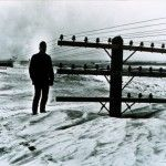 Blizzard of 1888. Also called the Schoolhouse Blizzard because it hit the Midwest as most children walked home from school.