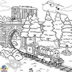 thomas the train coloring pages percy for adult boys girls