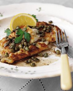 Martha S Kitchen Recipe For Fish Dishes