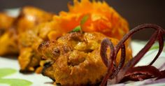 Indian Cuisine meets Gastropub located at 5009 Yonge Street, Toronto! Yonge Street, Grubs, Onion Rings, Toronto, Grilling, Community, Asian, Dishes, Ethnic Recipes