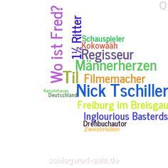 Welchen Schauspieler suchen wir? Lösung: http://schlagwort-quiz.de/raetsel/212