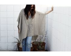 Crochet Kit - Cross Country Poncho