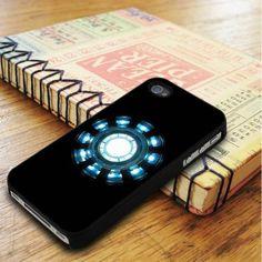 Iron Man Arc Reactor Super Heroes iPhone 5|iPhone 5S Case