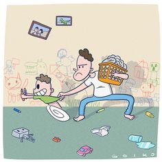 """Guía para padres El niño terremoto - """"¡¿Por qué este niño no se queda quieto?!""""... Antes de aplicar la estrategia de Homero Simpson (""""¡Pequeño demonio!"""") o doparlo con Ritalín, revise este artículo - El Definido"""