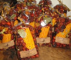Candy Corn POTPOURRI