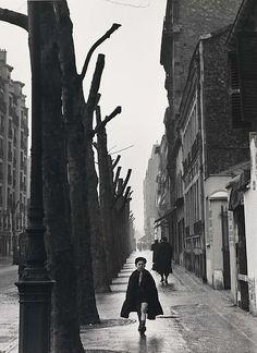 Rue Chatillon, Paris, 1949