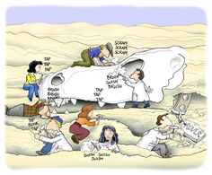 Humor At the Dig Archaeology - Ancient Egypt - Prehistory Archaeology cartoon Dig Humor Archaeology For Kids, Marine Archaeology, Archaeology News, Ancient Egypt History, Prehistory, Ancient Artifacts, Pet Memorials, Florida Travel, Anthropology