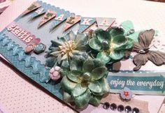 mamuska ma wolne: Urodzinowe kartki dla dwóch sióstr
