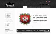 Greenville Gardening GmbH – OSCommerce