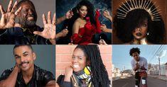Um timão de grandes vozes negras se encontra virtualmente para discutir o racismo e outras questões raciais na live YouTube Black.