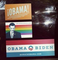 Get Free Obama Bumper Stickers