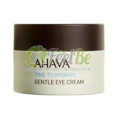 Ahava Gentle Eye Cream | Time To Hydrate, 15ml: This lightweight, quick absorbing Ahava eye cream is enriched with a blend of minerals, botanic extracts and vitamins to deliver hydration and comfort to the skin around the eye area. The Osmoter elevates hydration levels, pro vitamin B5 smoothes and softens fine lines, and aloe vera extract and calendula soothes fatigue and irritation. Directions: Gently dab a small amount with the fingertips onto the outer eye area. Use twice a day for…