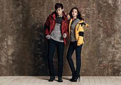 Park Shin Hye & Lee Jong Suk Jambangee Winter 2013 Ad Campaign