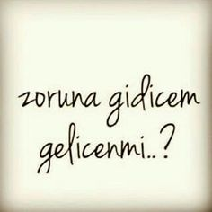 Zoruna gidecem gelicenmi? Big Words, Cool Words, Text Quotes, Book Quotes, Real Love, Love You, Good Sentences, Small Letters, English Quotes