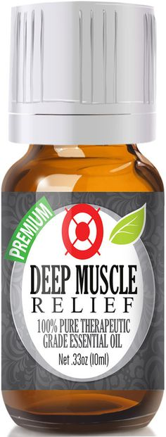 Deep Muscle Relief Blend