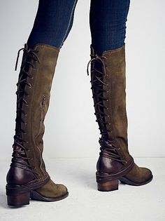 I would ice my left arm for these boots