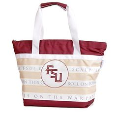FSU Seminoles Fight Song Gameday Cooler with Team Logo an…