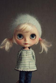 blythe and doll fofa imageの画像