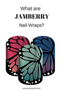 What are jamberry nail wraps? Jamberry Australia