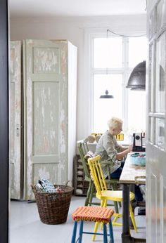 Interior- Scandinavia- Josefine www.livingagency.com