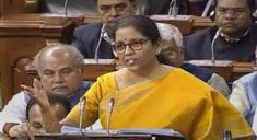 Nirmala Sitharaman was offered candy on feeling sick during Budget speech, here's why it helped Life Insurance Corporation, Online Degree Programs, Central Government, American Diabetes Association, Education Policy, Investment Portfolio, Feeling Sick, Private Sector, Financial News