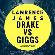 Drake Vs Giggs Source by Lawrence James Rap Music, Your Music, Drake, Join, Wraps, Rap