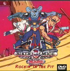 Biker Mice From Mars (1993)