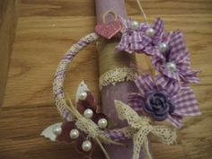 Handmade by Andria: πάσχα Easter Crafts, Easter Ideas, Diy And Crafts, Arts And Crafts, Candels, Candle Making, Holidays And Events, Decorating Tips, Wax
