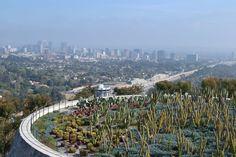 LA | Getty Center view