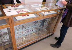 Exhibition view (detail), Babette von Dohnanyi,Volatile Geometria, Saffeel's Munich, photo: Marthe Le Van