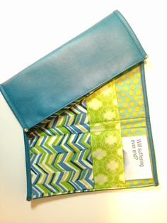 tract holder organizer free shipping by hollyhandstitched on etsy 1600 - Field Service Organizer