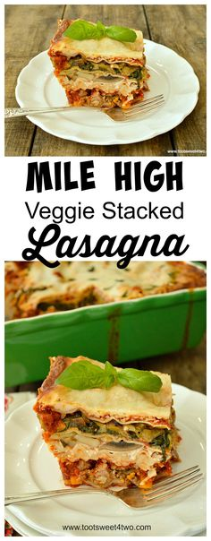Mile High Veggie Sta