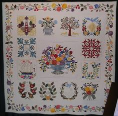Schimmelbusch Family Quilt | by jeansophie