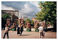Old Market Square, Nottingham c 1990's
