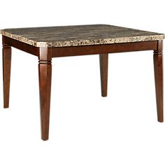 Edenton Merlot Square Counter Height Dining Table clicking on image will open up a modal window for this item