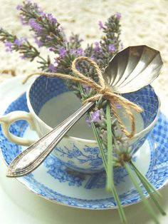 Lavender is soothing and healthy!