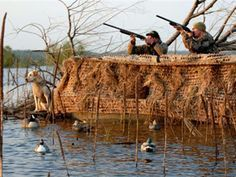 Match duck decoy spreads to hunting situations