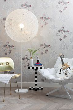 Moooi Random Light LED Medium Floor Lamp