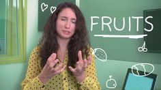 Weekly Italian Words with Ilaria - Fruits