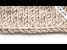 The Decrease Bind Off :: Bind Off #6 :: New Stitch a Day