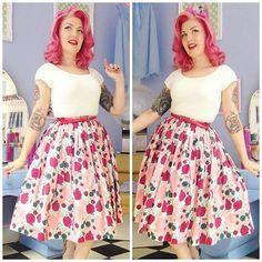 @pinupgirlclothing Jenny Skirts are my favourites  . . . . #pinupgirlclothing…