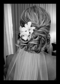 Key West Hair Salon | Studio Marie-Pierre Bridal Hair Portfolio | Studio Marie-Pierre Key West Hair and Makeup