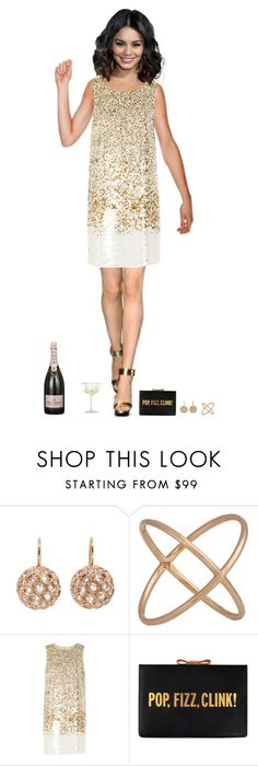 """""""from the archives: pop-fizz-clink"""" by c-lou ❤ liked on Polyvore featuring Sidney Garber, Eva Fehren, Oscar de la Renta, ACME Party Box Company and september16"""