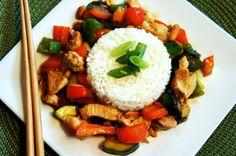 Gojee - Chicken Stir Fry by Amateur Kitchen
