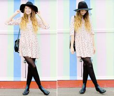 zoe sugg. | via Tumblr #hat, #zoella