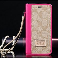 Cute coach iPhone 6 or 6 plus case. Ships within 1.5 weeks. King Accessories