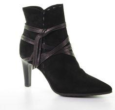 Progetto - R073 Black Enkellaars- online kopen? van Arendonk webshop