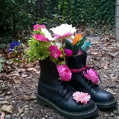 #BootsInBloom Shared by diede.njh