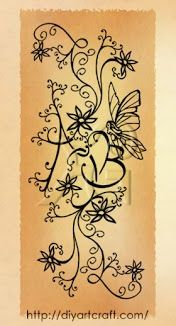 Fairy #tattoo ABI